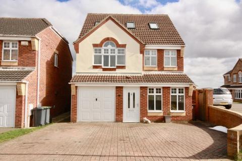 5 bedroom detached house for sale - Carlisle Way Carlisle Way, Bracebridge Heath, Lincoln, LN4