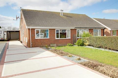 2 bedroom semi-detached bungalow for sale - Rutland Road, Mablethorpe