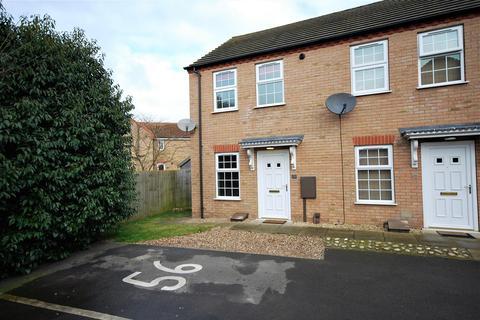 2 bedroom terraced house for sale - Westside, Spalding