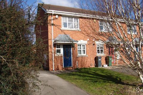 2 bedroom townhouse to rent - Langton Close, Colwick
