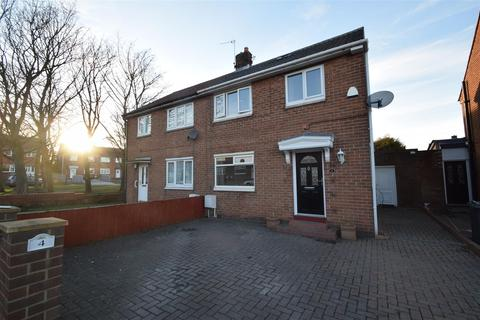 2 bedroom semi-detached house for sale - Lilburn Road, Shiremoor