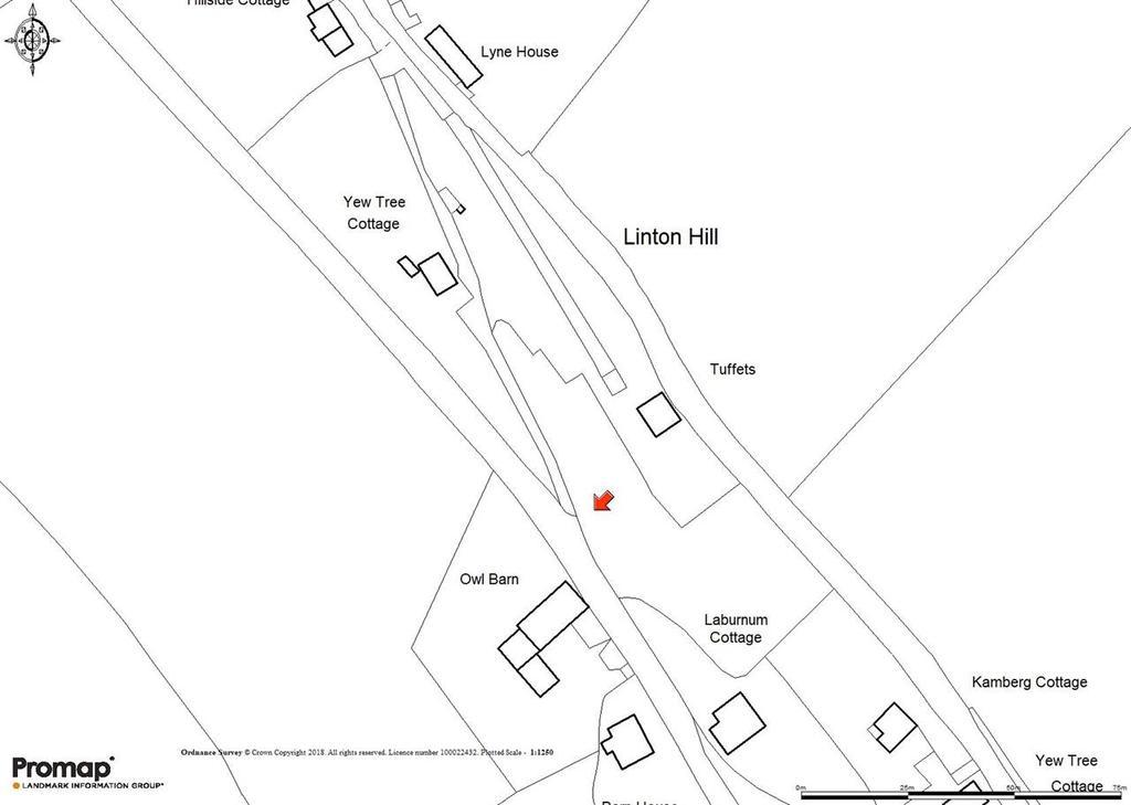 Linton Ridge, Linton, Ross-On-Wye Plot For Sale