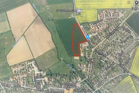 Land for sale - NORTH MOOR ROAD, SCOTTER, GAINSBOROUGH