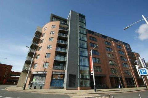 Studio to rent - Exelsior, Princess Way, Swansea