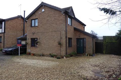 3 bedroom detached house for sale - Falconers Rise, East Hunsbury, Northampton, NN4