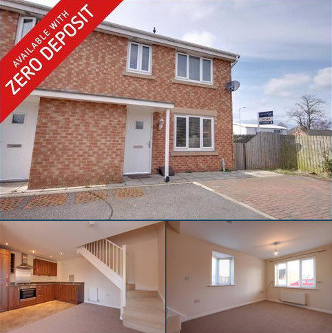 2 bedroom end of terrace house to rent - Weddell Court, Thornaby