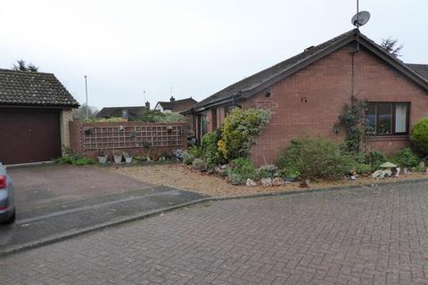 2 bedroom detached bungalow for sale - Lapwing Close, East Hunsbury, Northampton, NN4