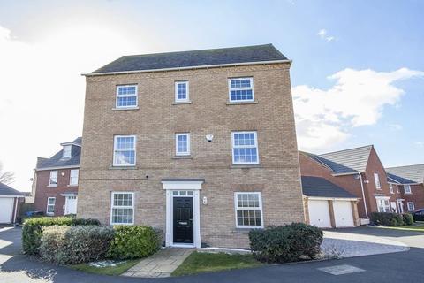 4 bedroom detached house for sale - Caspian Drive, Derby
