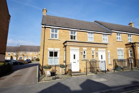 2 bedroom end of terrace house to rent - Parnell Road, Stoke Park, Bristol