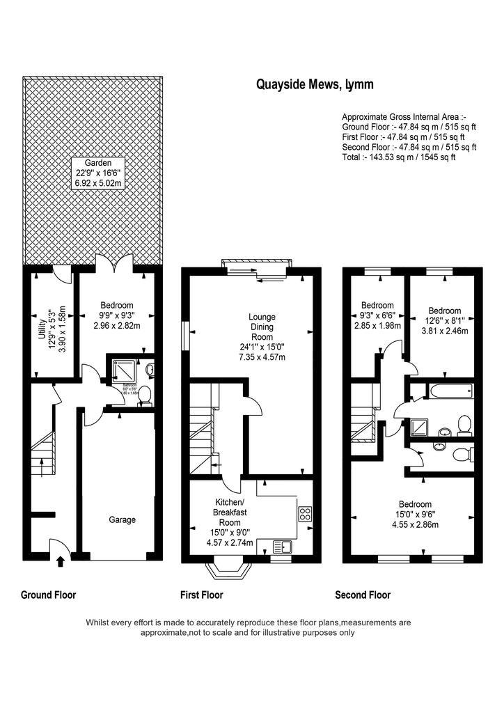 Floorplan: Qm