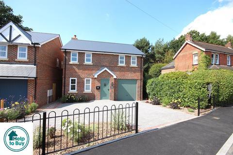 4 bedroom detached house for sale - York Road, Broadstone