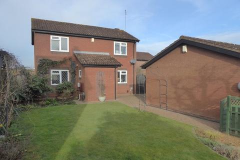 3 bedroom detached house for sale - Woodhall Close, West Hunsbury, Northampton, NN4