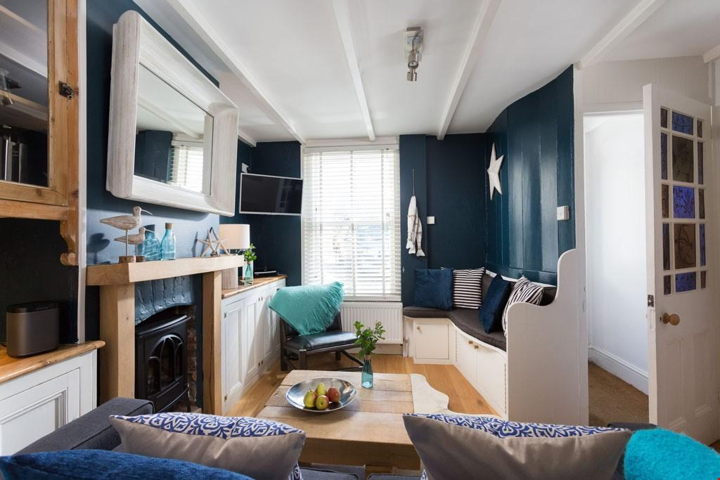St Ives Cornwall Tr26 2 Bed House For Sale 515 000