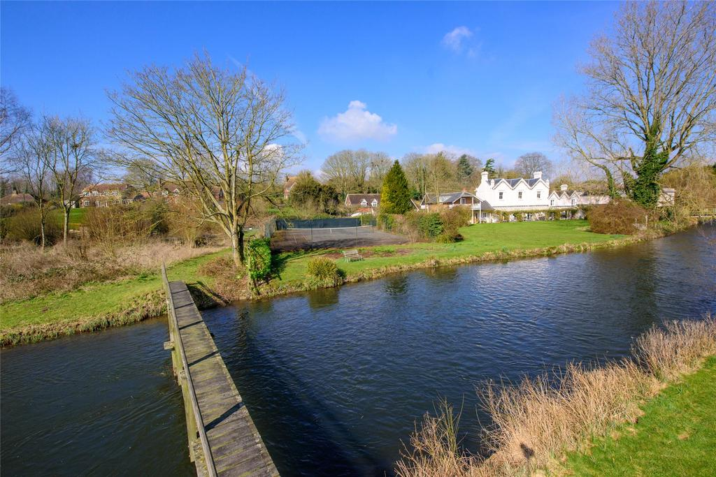 Properties For Sale On River Test