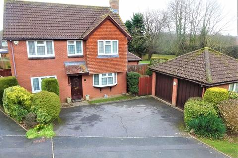 4 bedroom detached house for sale - Staddon Close, Honeylands, EXETER, Devon