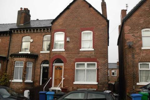 9 bedroom semi-detached house to rent - Talbot Road, Fallowfield