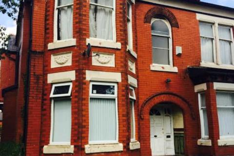 6 bedroom semi-detached house to rent - Anson Road, Manchester