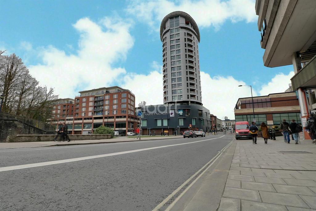 Bed Flat For Sale Bristol City Centre