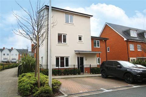 4 bedroom townhouse to rent - Fair Isle Way, Reading, Berkshire, RG2