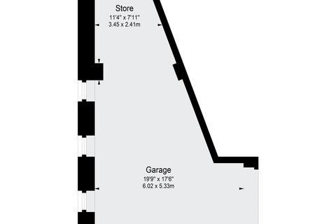 Garage for sale - Belgrave Mews, Edinburgh