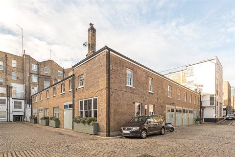 3 bedroom mews for sale - Montagu Mews North, Marylebone, London, W1H