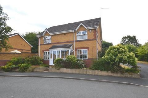 4 bedroom detached house for sale - Fireclay Drive, Telford