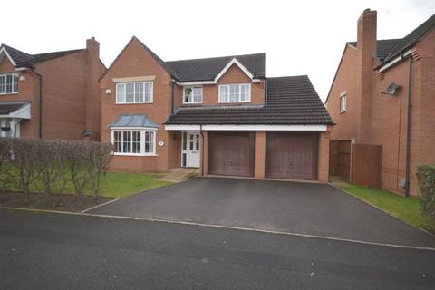 4 bedroom detached house for sale - Weybourne Walk, Telford