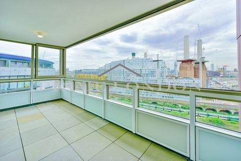 2 bedroom apartment to rent - Cascade Court, Vista Chelsea Bridge Wharf, London