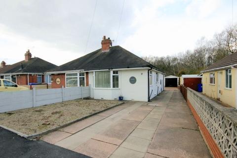 2 bedroom bungalow for sale - Parkhead Crescent, Weston Coyney