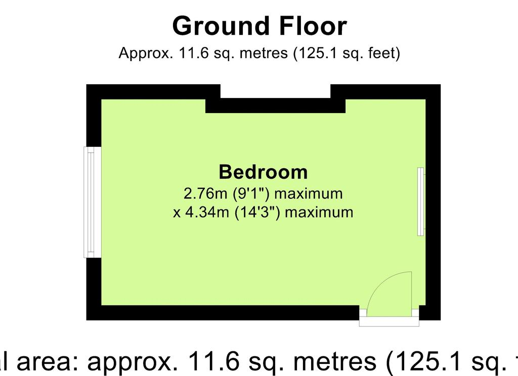 Floorplan 1 of 2: Floorplan One