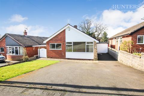 2 bedroom detached bungalow for sale - Kenley Avenue, Endon, Stoke-on-Trent, ST9 9HX