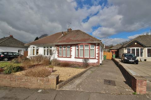 2 bedroom semi-detached bungalow for sale - Park Avenue, Whitchurch, Cardiff