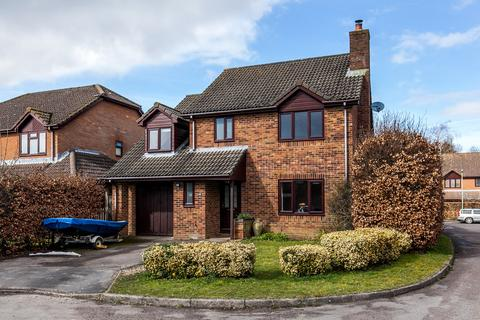 4 bedroom detached house for sale - Goldfinch Way, South Wonston, Winchester, SO21