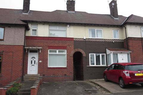 2 bedroom terraced house to rent - Woolley Wood Road, Shiregreen