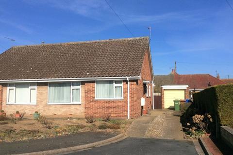 2 bedroom semi-detached bungalow for sale - Millbank, Bridlington, E Yorkshire