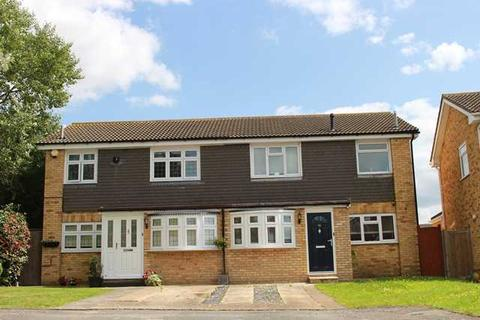 3 bedroom semi-detached house for sale - Chevington Way, Hornchurch