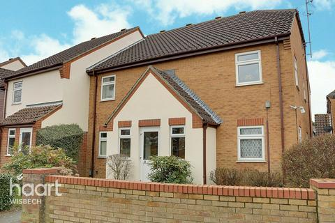 1 bedroom flat for sale - Staithe Road, Wisbech