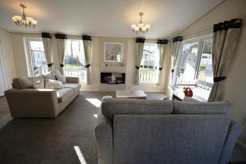 3 bedroom detached bungalow for sale - Cresswell Towers Holiday Park, Cresswell Northumberland