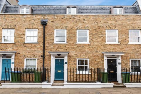 4 bedroom terraced house to rent - King George Street West Greenwich SE10