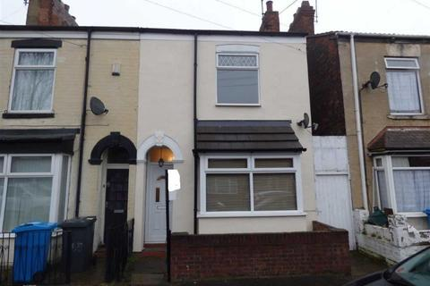 2 bedroom end of terrace house for sale - Severn Street, Hull, East Yorkshire, HU8