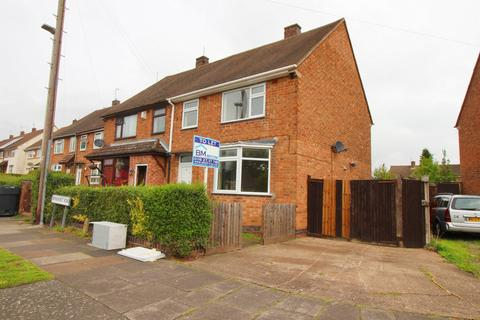 3 bedroom semi-detached house for sale - Bringhurst  Road, Braunstone, LE3
