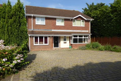 4 bedroom detached house for sale - Rea Close, East Hunsbury, Northampton, NN4