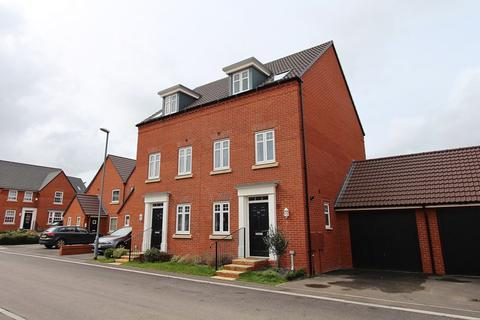 4 bedroom semi-detached house for sale - Fieldfare Close, Keynsham, Bristol