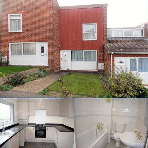 2 bedroom terraced house to rent - Park Drive Close , Denton, Newhaven, East Sussex