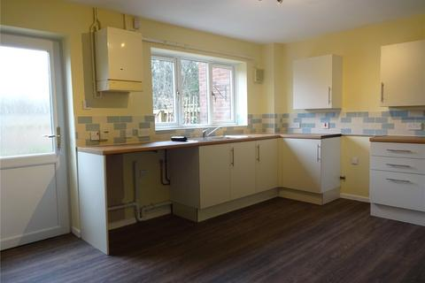 3 bedroom terraced house to rent - White Meadow Close, Craven Arms, Shropshire