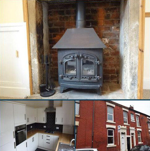 3 bedroom terraced house to rent - Moor Hall Street, Preston