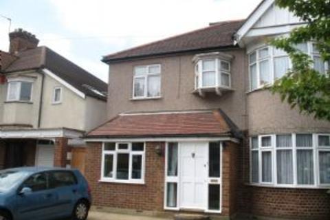 Studio to rent - Streatfield Road, KENTON, Middlesex, HA3 9BP