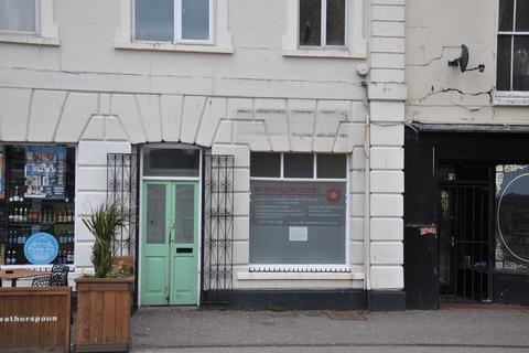 Shop for sale - The Strand, Barnstaple