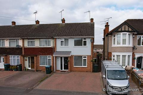 3 bedroom end of terrace house for sale - Crossway Road, Finham