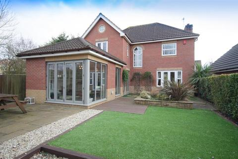 4 bedroom detached house for sale - Heathfields, Downend, Bristol, BS16 6HT